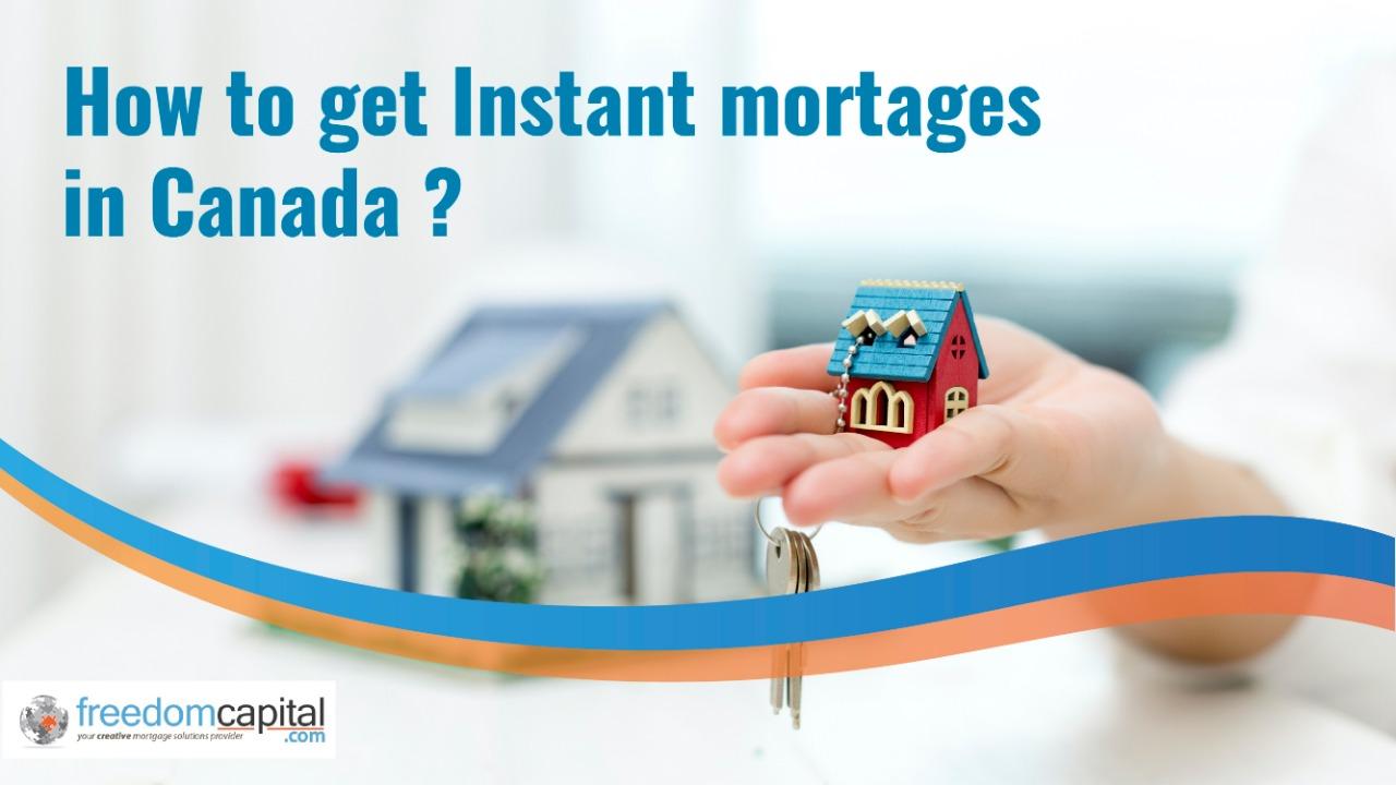 instant Mortgage Canada